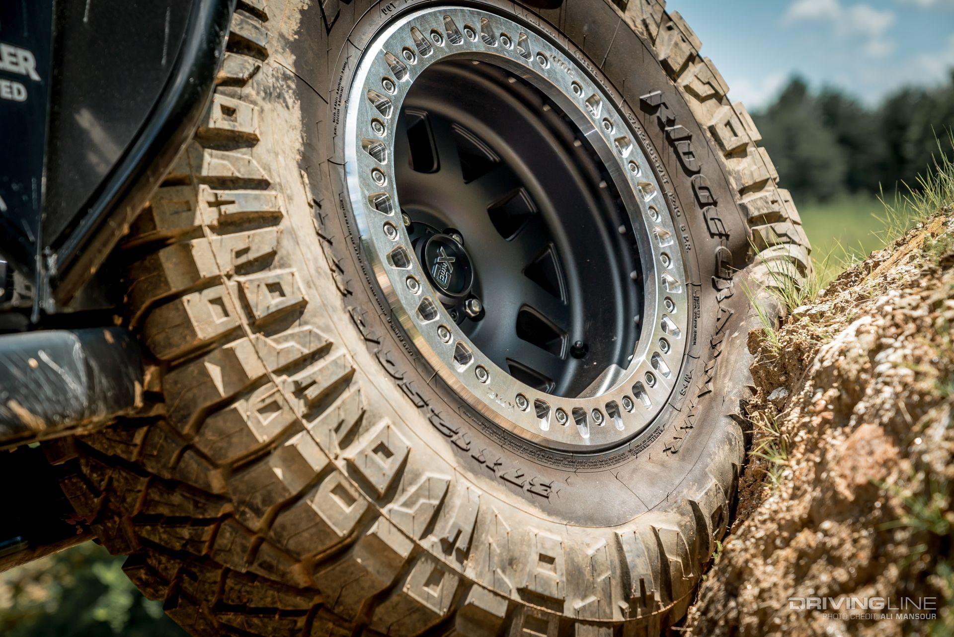 Jeep Wrangler Diesel >> Lose Air, Gain Traction: KMC Machete Crawl Beadlock Review ...