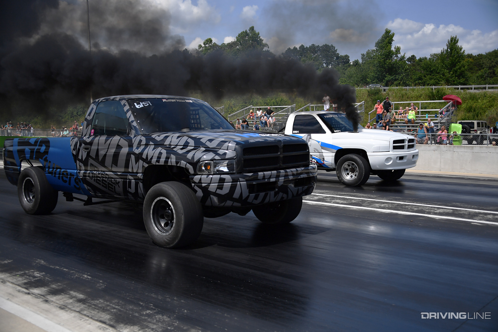 Rocky Top Diesel Shootout 2018 Drivingline