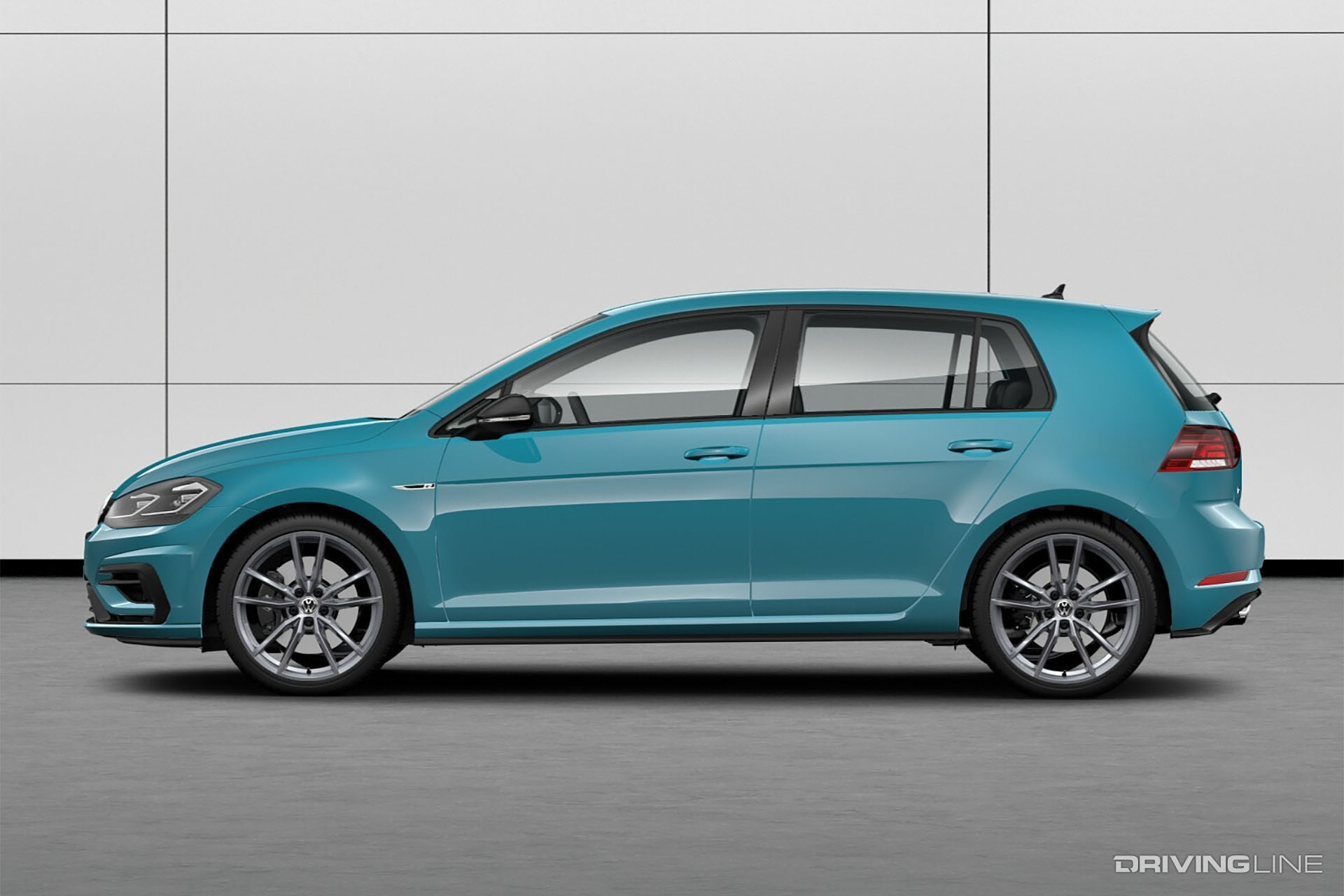 VW Brings the Rainbow With 40 Color Choices for the 2019