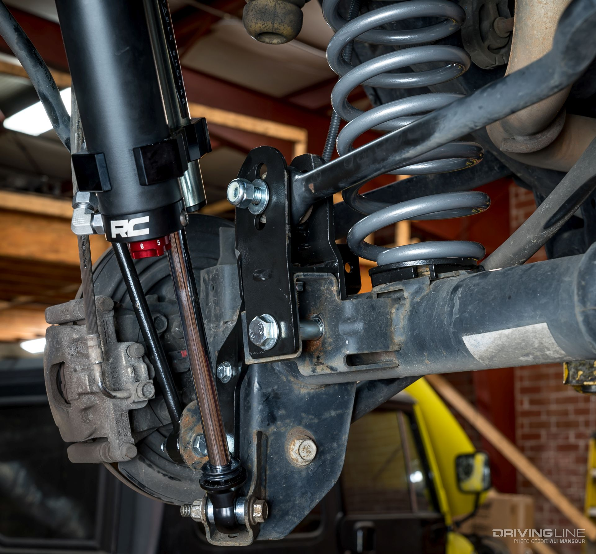 Build to Suit: Rough Country 3.5-inch JK Suspension w ...