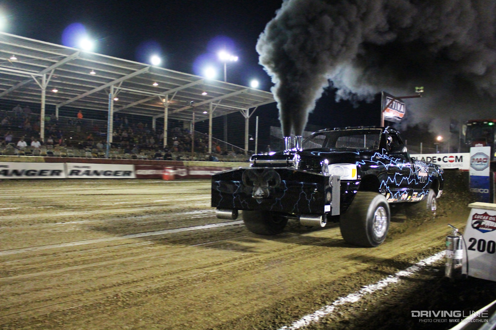 Slingin' Dirt: Truck & Tractor Pulling from the 2018 ...