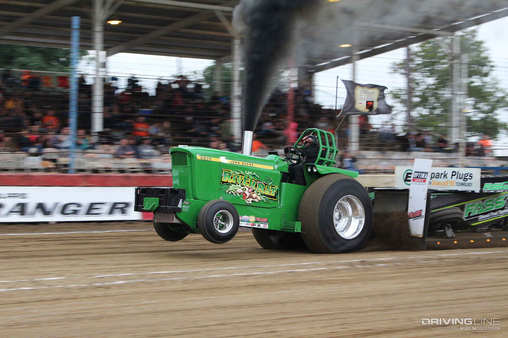 Fastest Stock Diesel Truck >> Slingin' Dirt: Truck & Tractor Pulling from the 2018 ...
