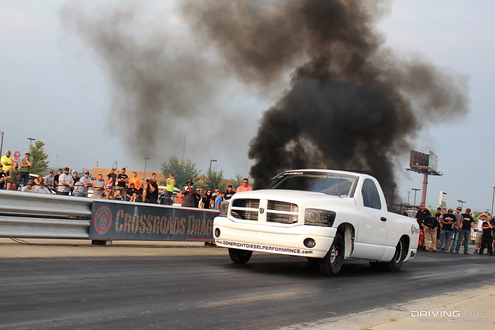 Fastest Diesel Truck >> Speed and Skill: Drag Racing From the 2018 Scheid Diesel Extravaganza | DrivingLine