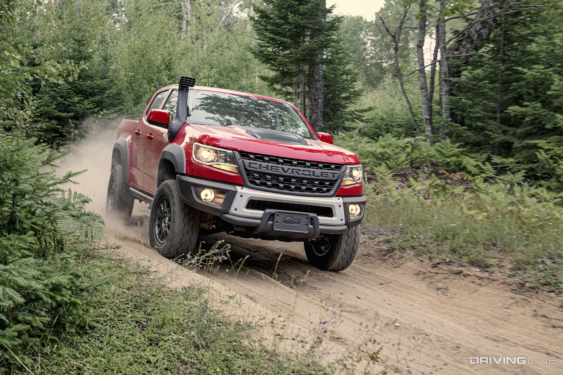 The New Overland King? Chevy Introduces 2019 Colorado ZR2 ...