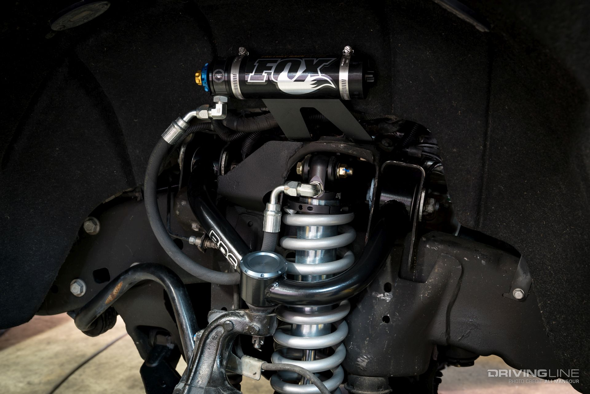 Level Up! BDS Suspension's Coilover Conversion for GM HD