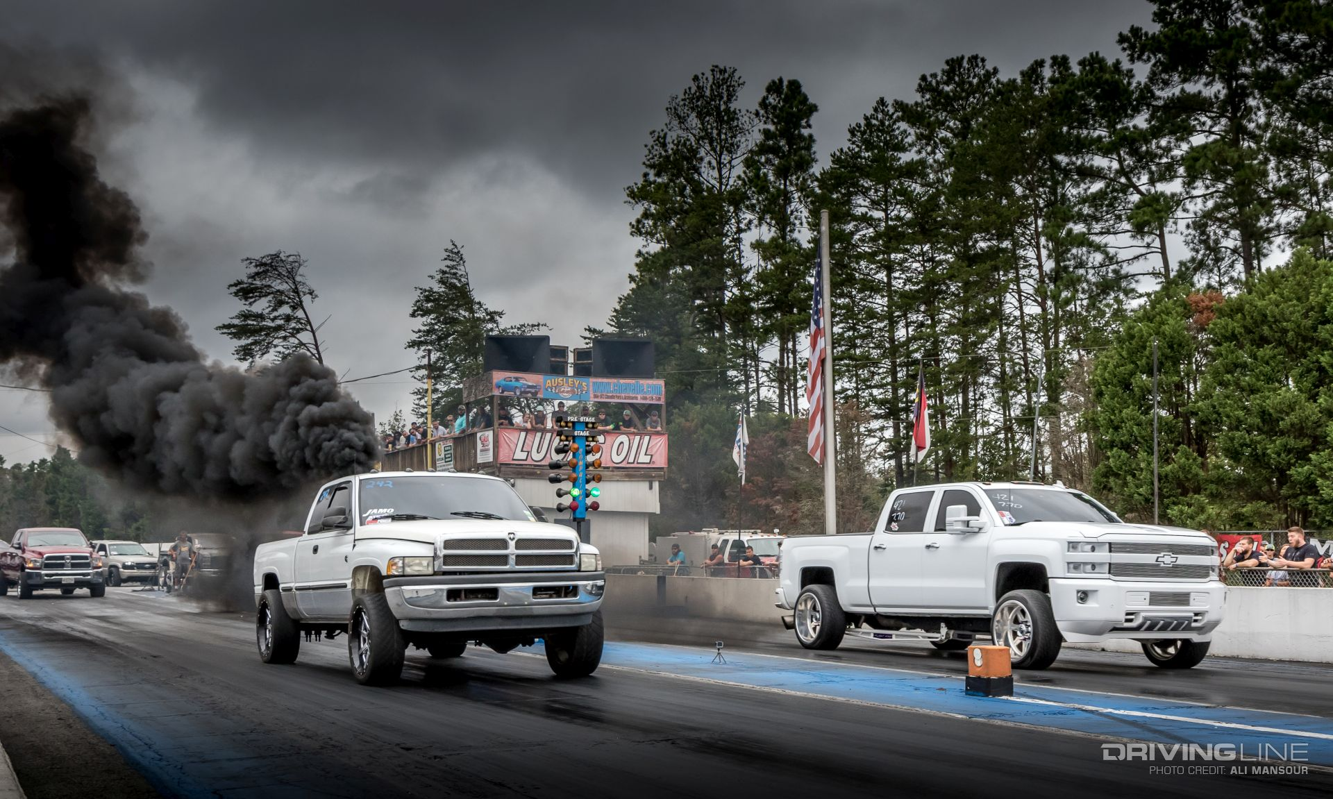Smashing Records (& More): Rudy's Diesel Fall Truck Jam