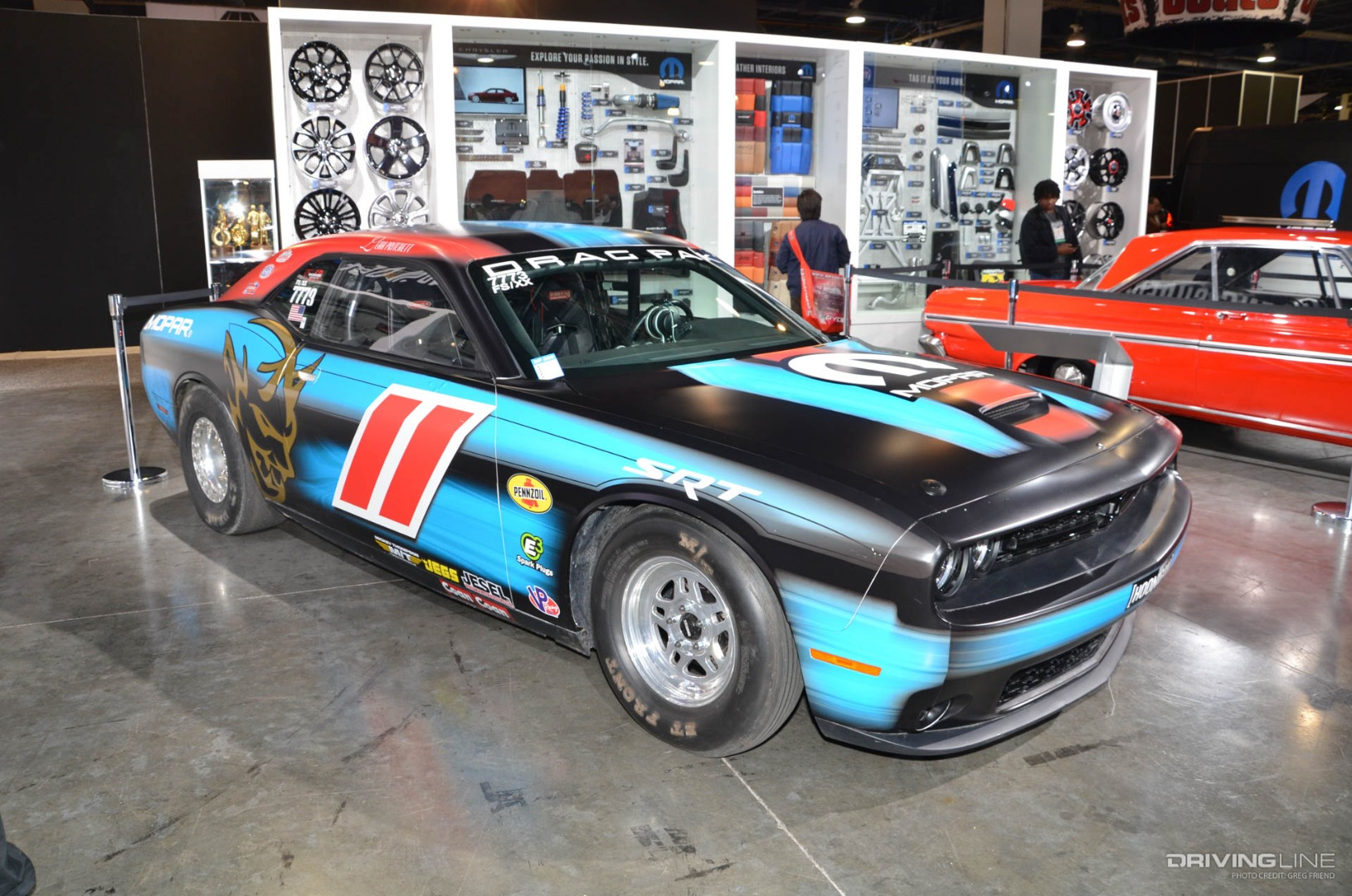 Top Stock Drag Cars of Today and Tomorrow | DrivingLine