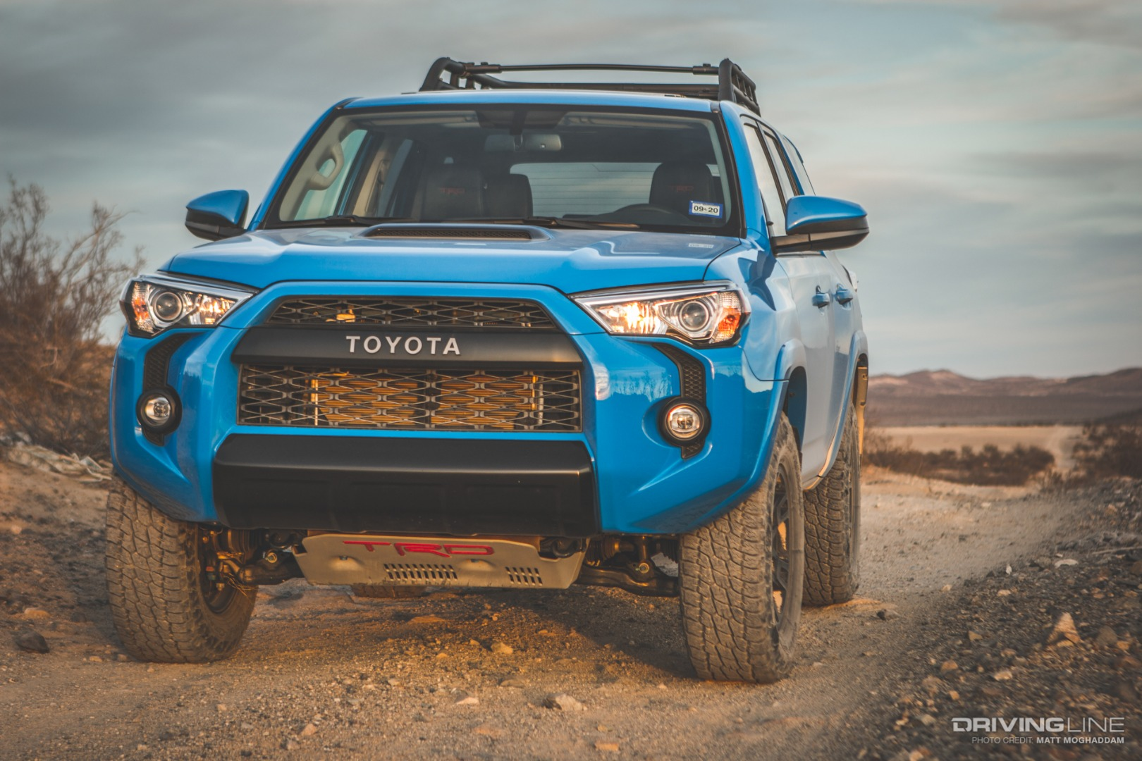 2019 Toyota 4Runner: Changes, TRD Pro, Design >> 2019 Toyota 4runner Trd Pro Off Road Review Drivingline