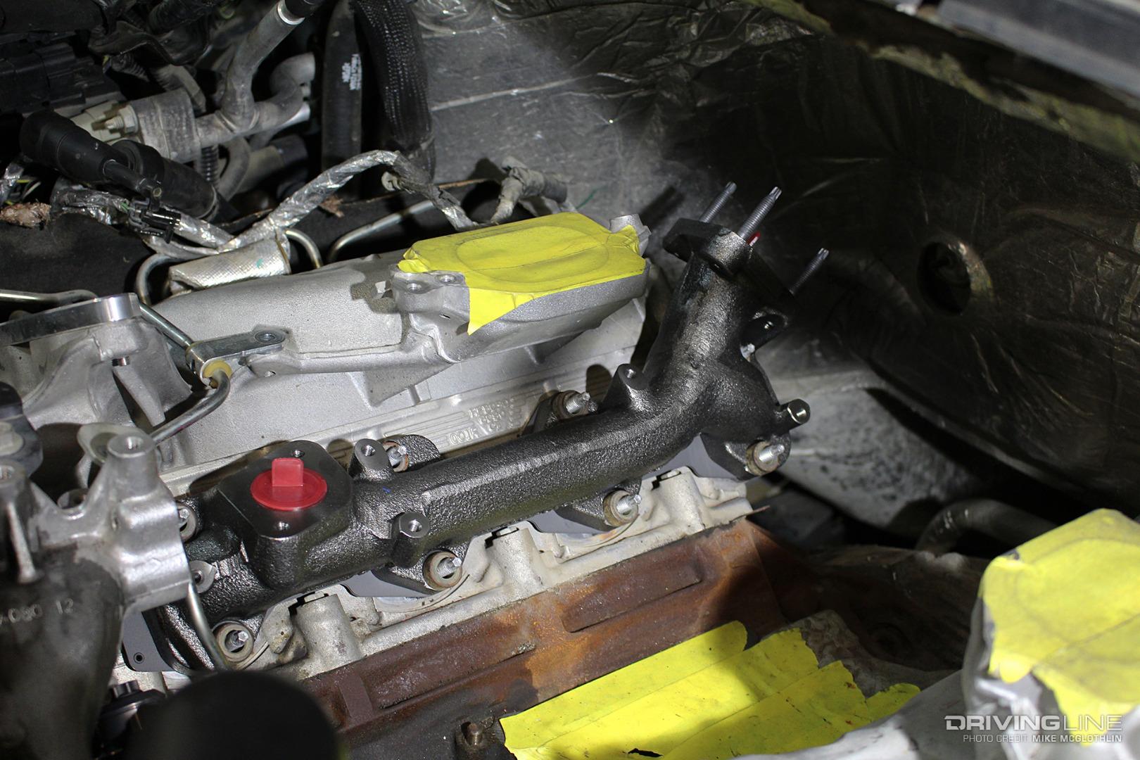 406 ford engine horsepower
