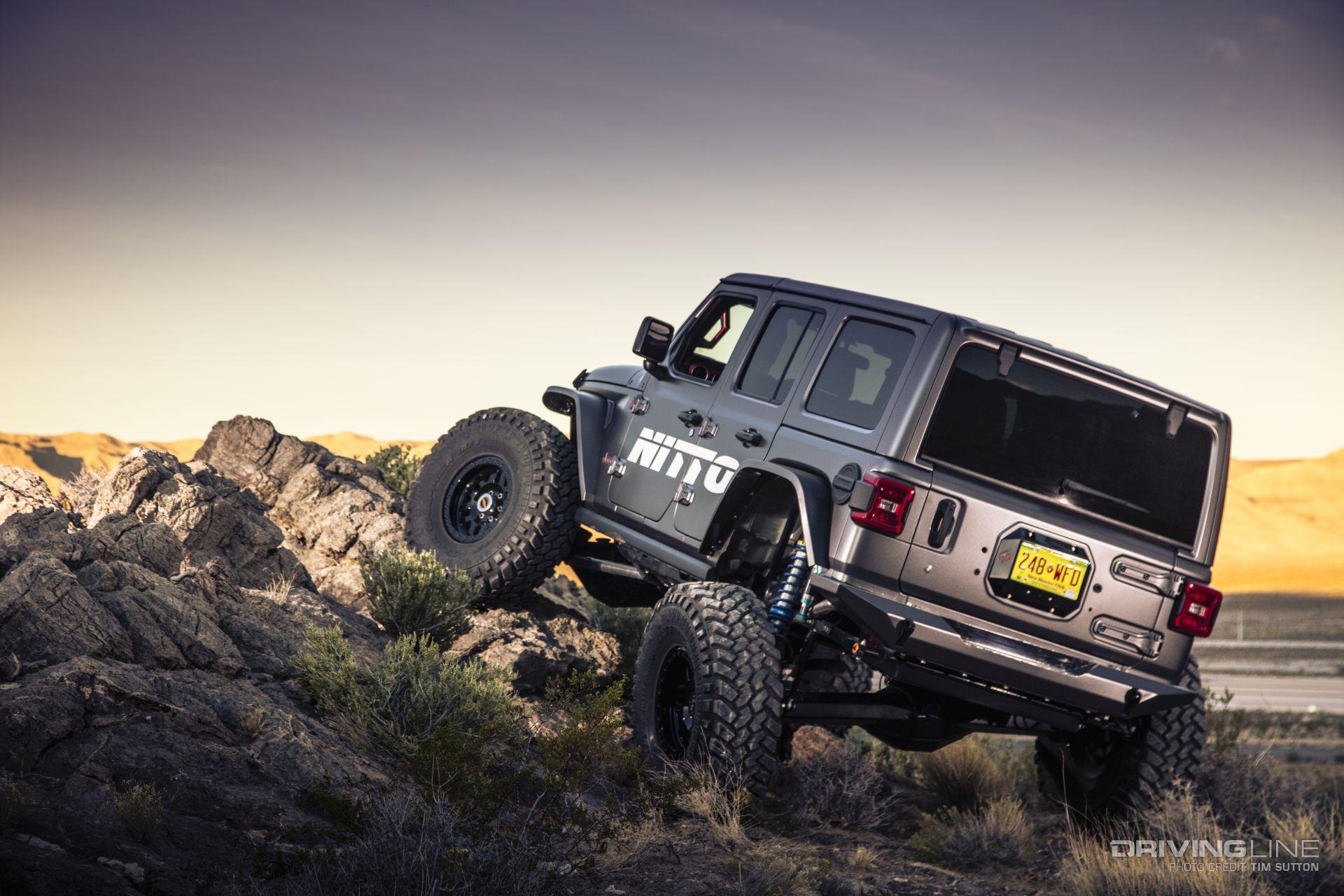 Loren Healy's Race Inspired Jeep JL [Video] | DrivingLine