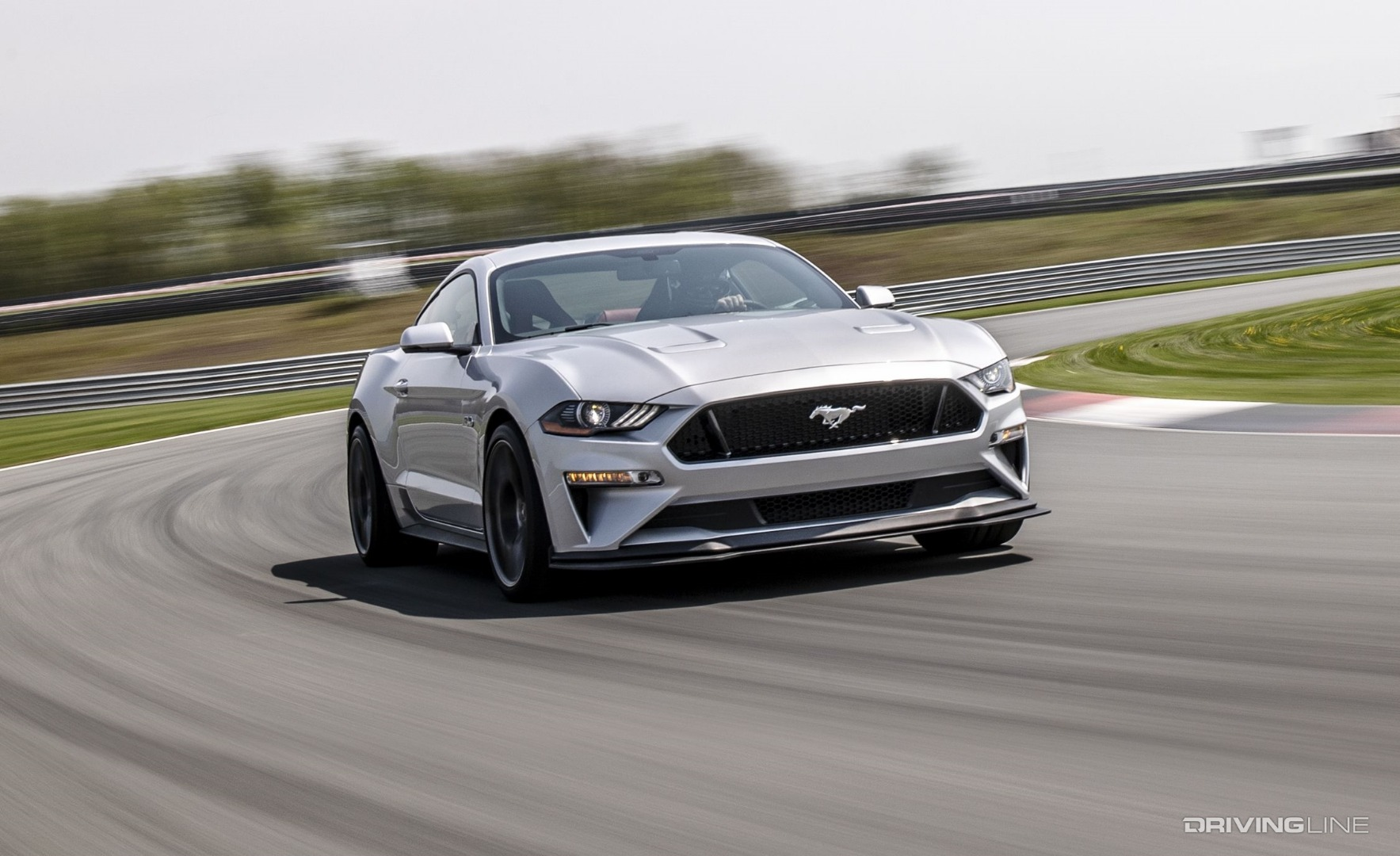 Track Muscle Showdown: Mustang GT PP2 vs Camaro SS 1LE