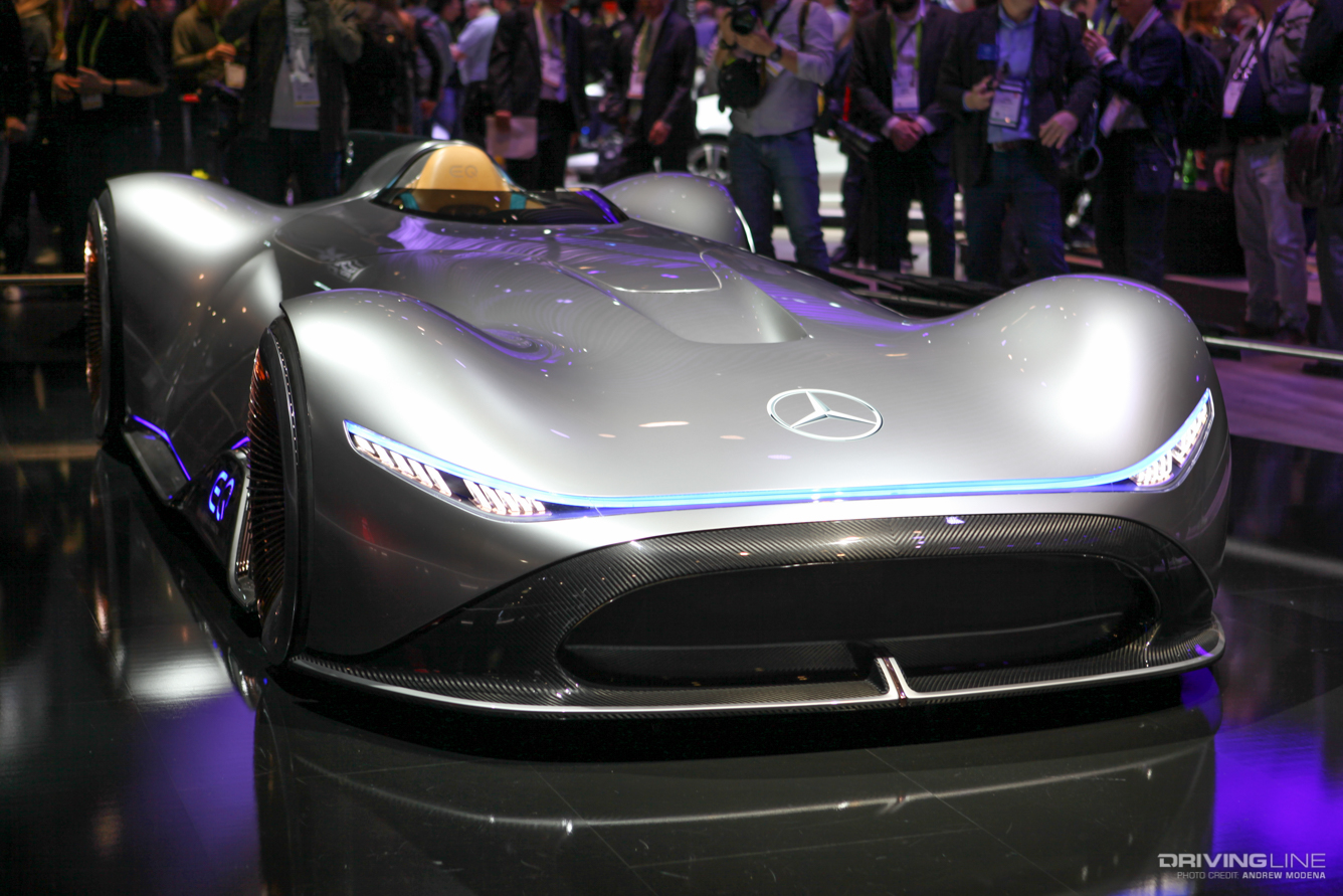 Concept Cars 2019: 5 Wild Electric Concept Cars At CES 2019