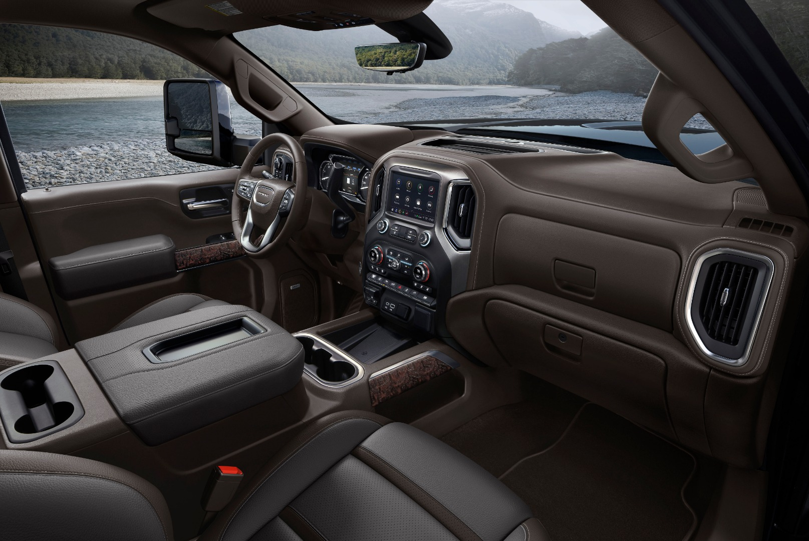 GMC Announces 2020 Sierra Heavy Duty   DrivingLine