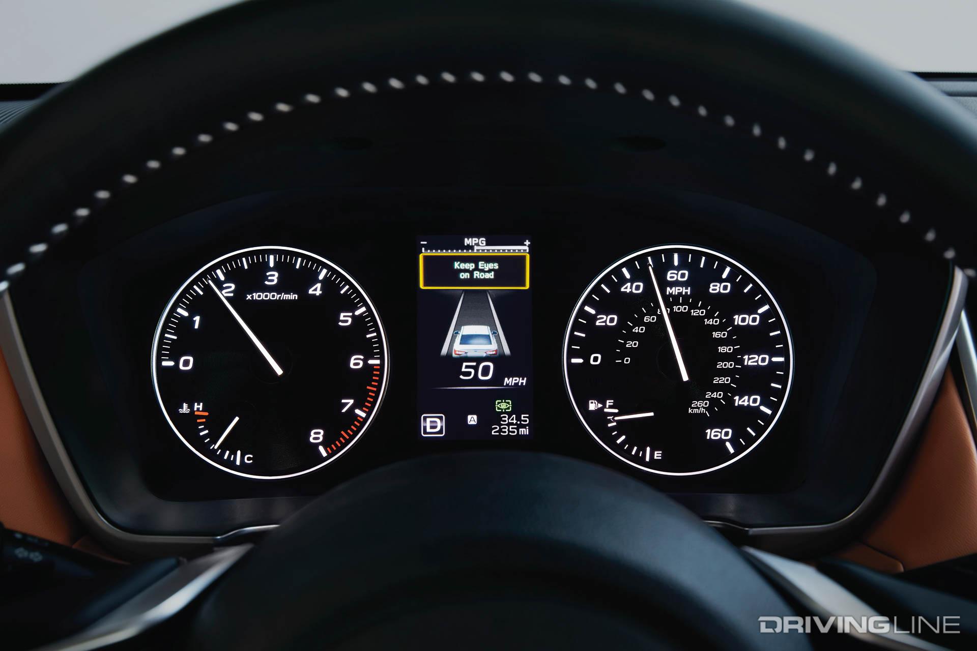 The 2020 Subaru Legacy Is Here Drivingline