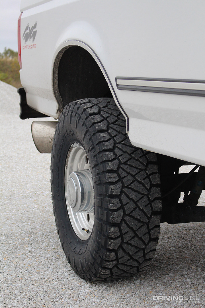 Best Snow Tires >> Nitto Ridge Grappler Review Part 2: 120 Days of Real World ...