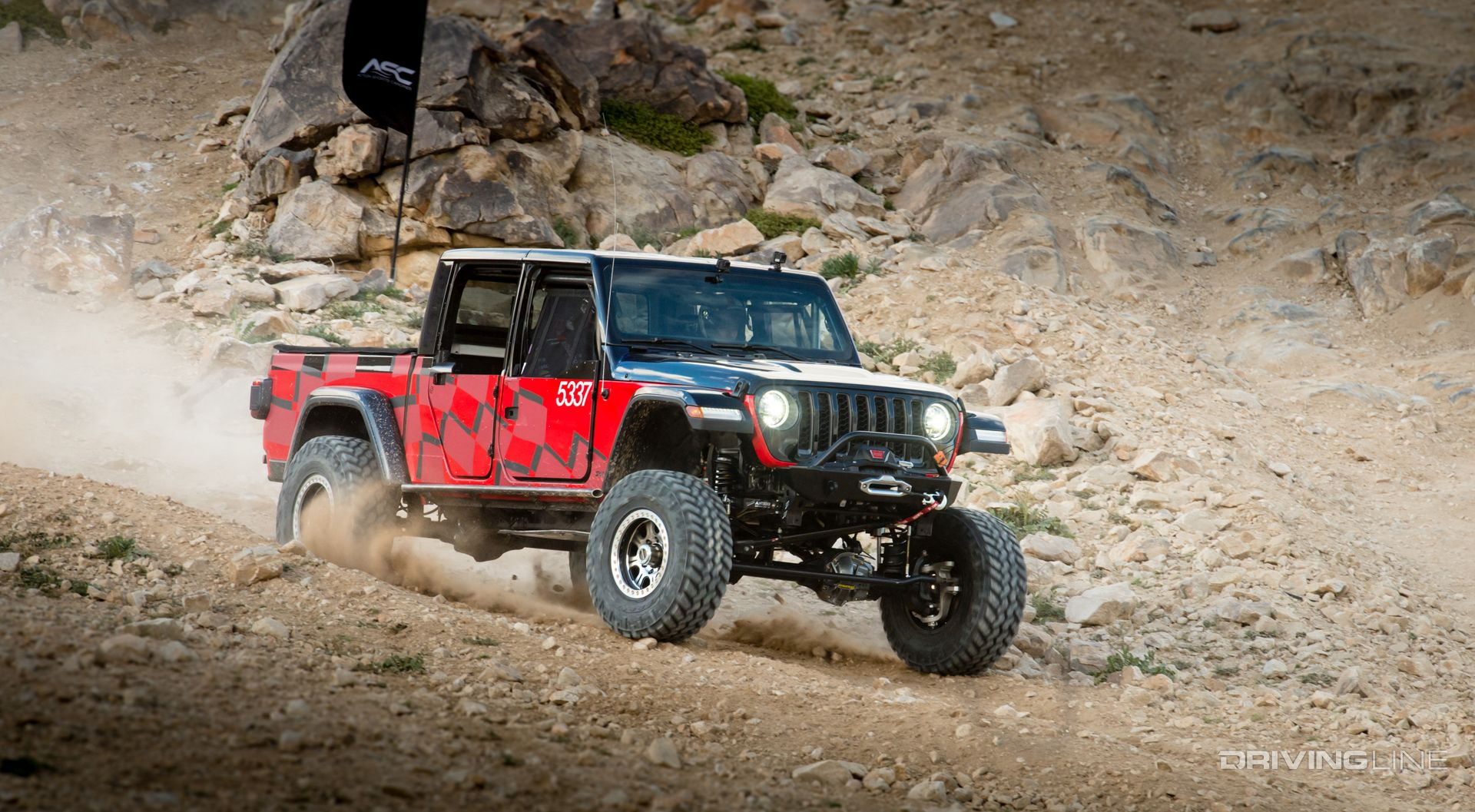 The 2020 Jeep Gladiator Goes To Battle Drivingline