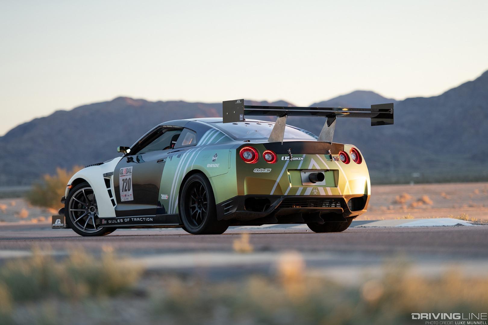 Saddling Godzilla: '15 Nissan GT-R Track Car