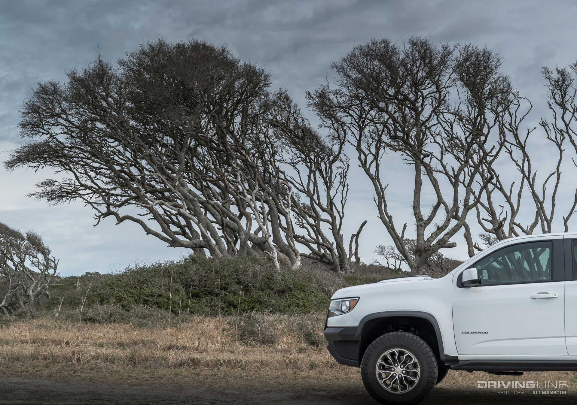 Best Overland Vehicles >> Chevy Colorado ZR2 Real World Review   DrivingLine