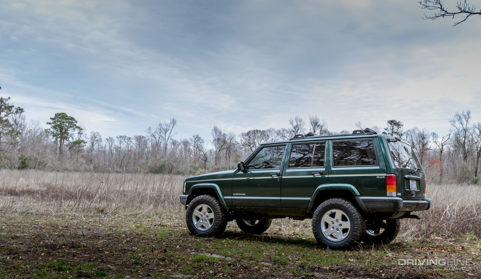 Project Recycled Green Part 1: 2000 Jeep Cherokee XJ Build