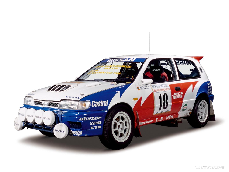Hyundai Veloster Rally >> Nissan Pulsar GTI-R: The Forgotten Hot Hatch | DrivingLine