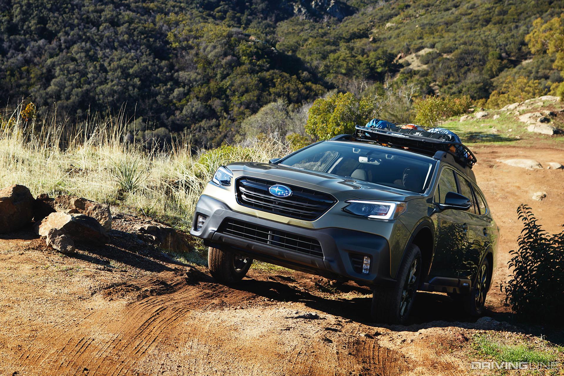 Subaru Reveals Turbocharged 2020 Outback | DrivingLine