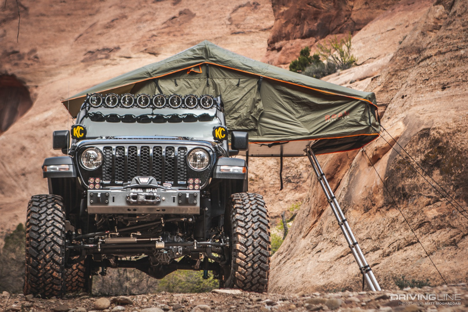 Jeep Gladiator Moab 2019