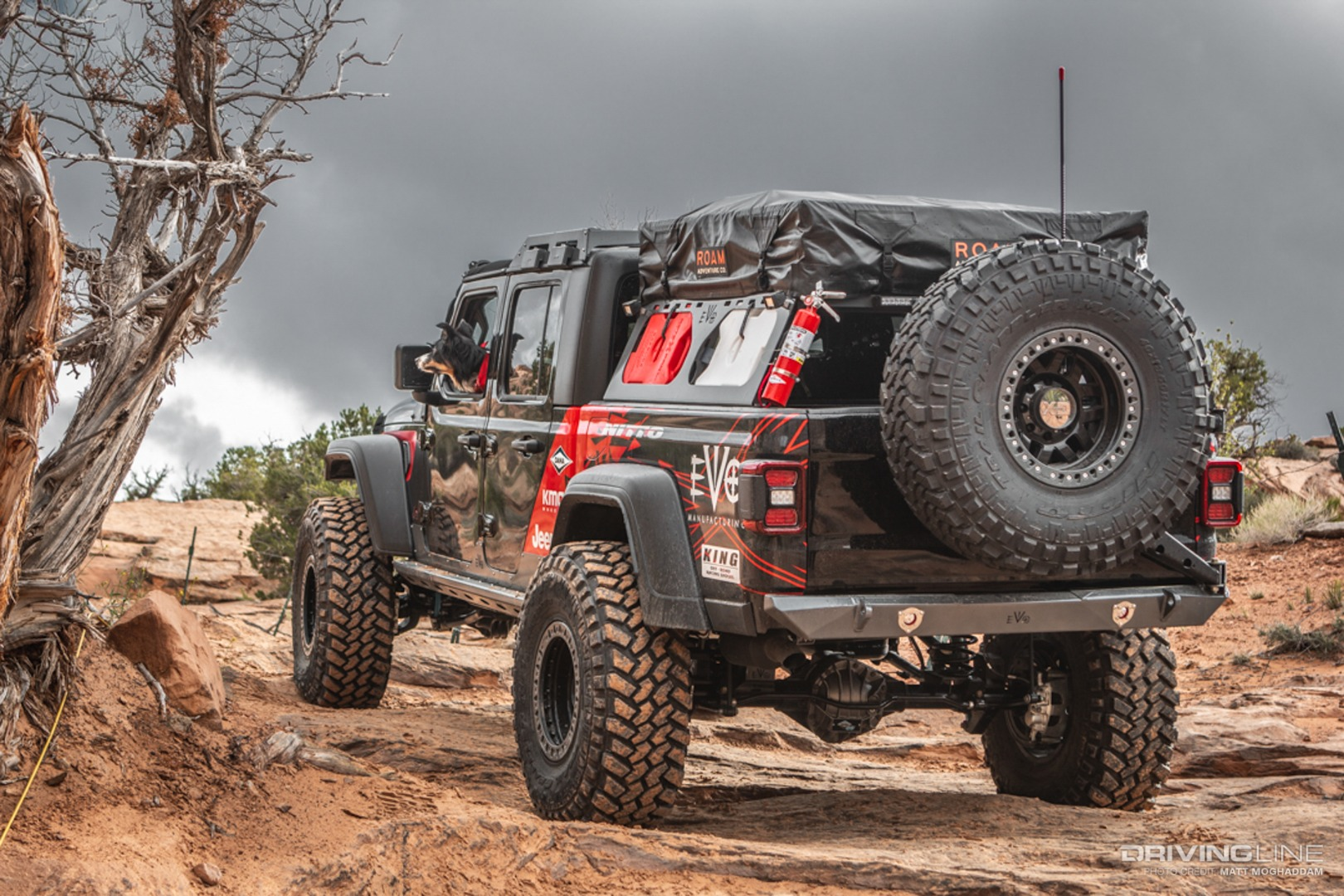 Ultimate Overland Gladiator by Off Road Evolution ...
