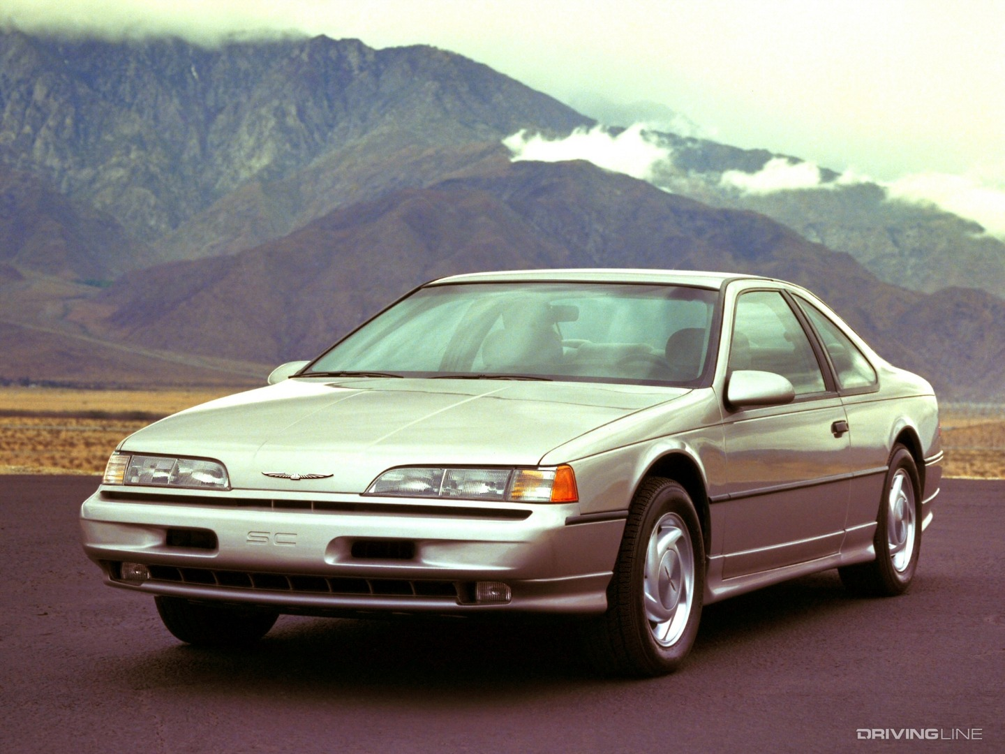 Charting the History of the Turbo Ford Thunderbird ...