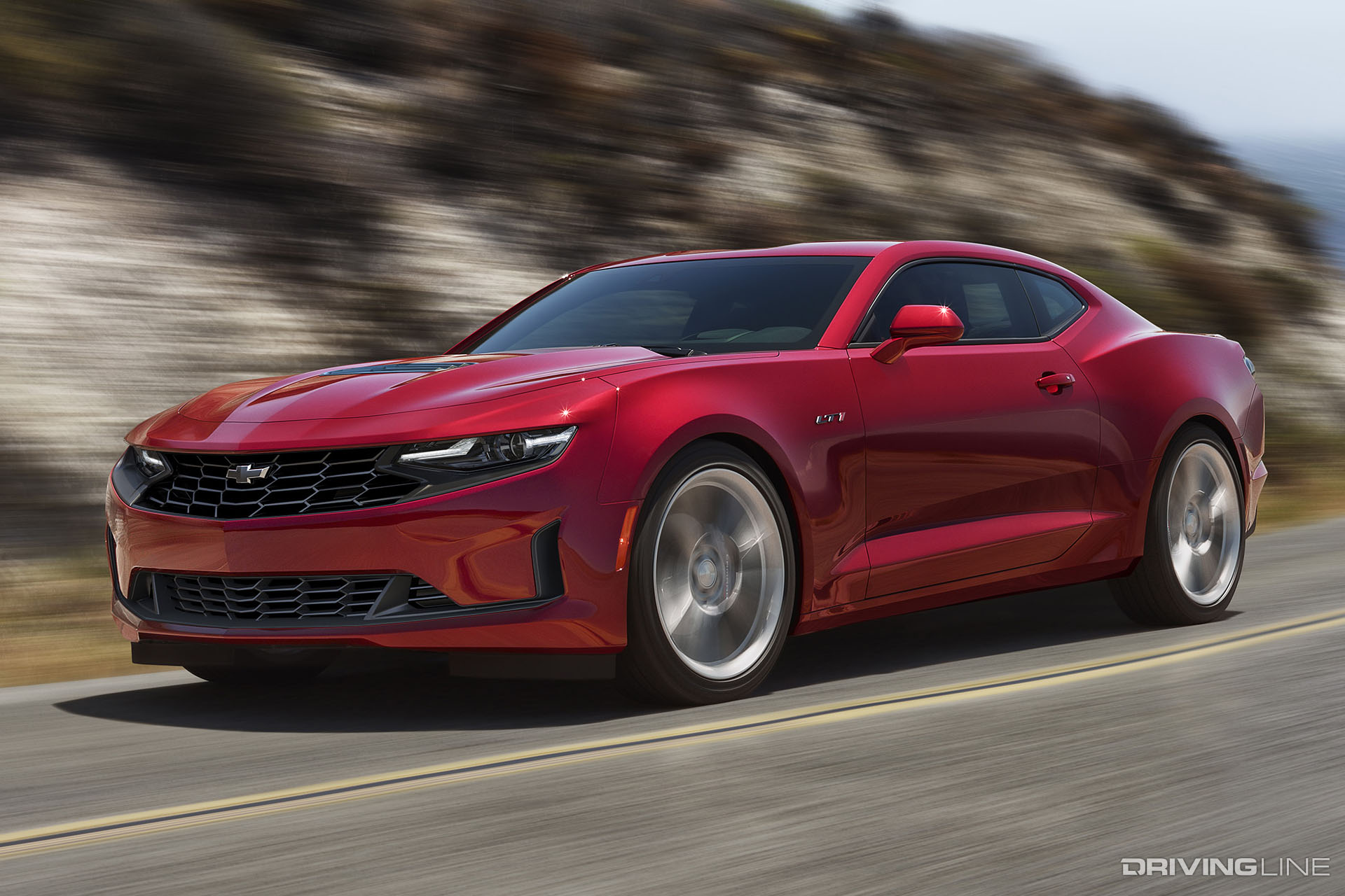2020 Camaro Gets New Nose & Cheaper V8 Base Model ...