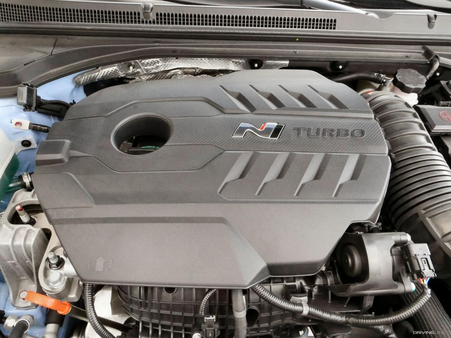 Hyundai Veloster N Blows Hot Hatch Scene Wide Open | DrivingLine