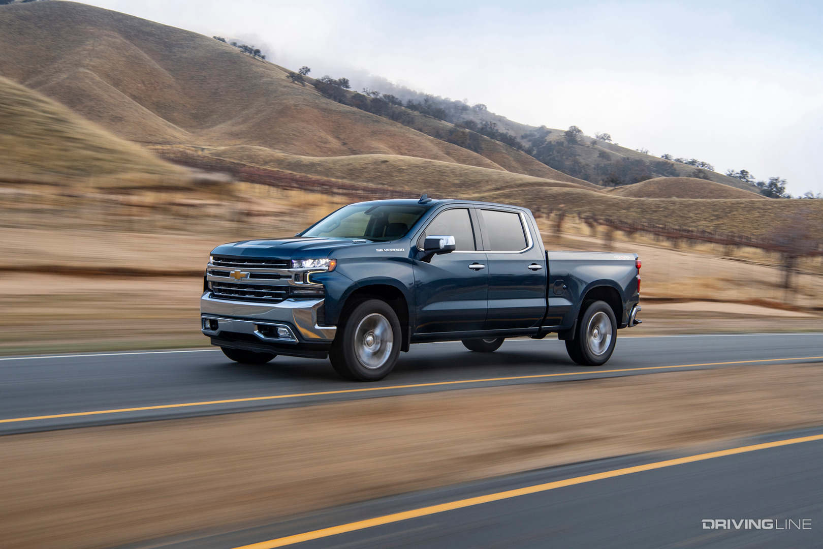 Ram v Ford v GM: Which Half-Ton Diesel Is Best? | DrivingLine