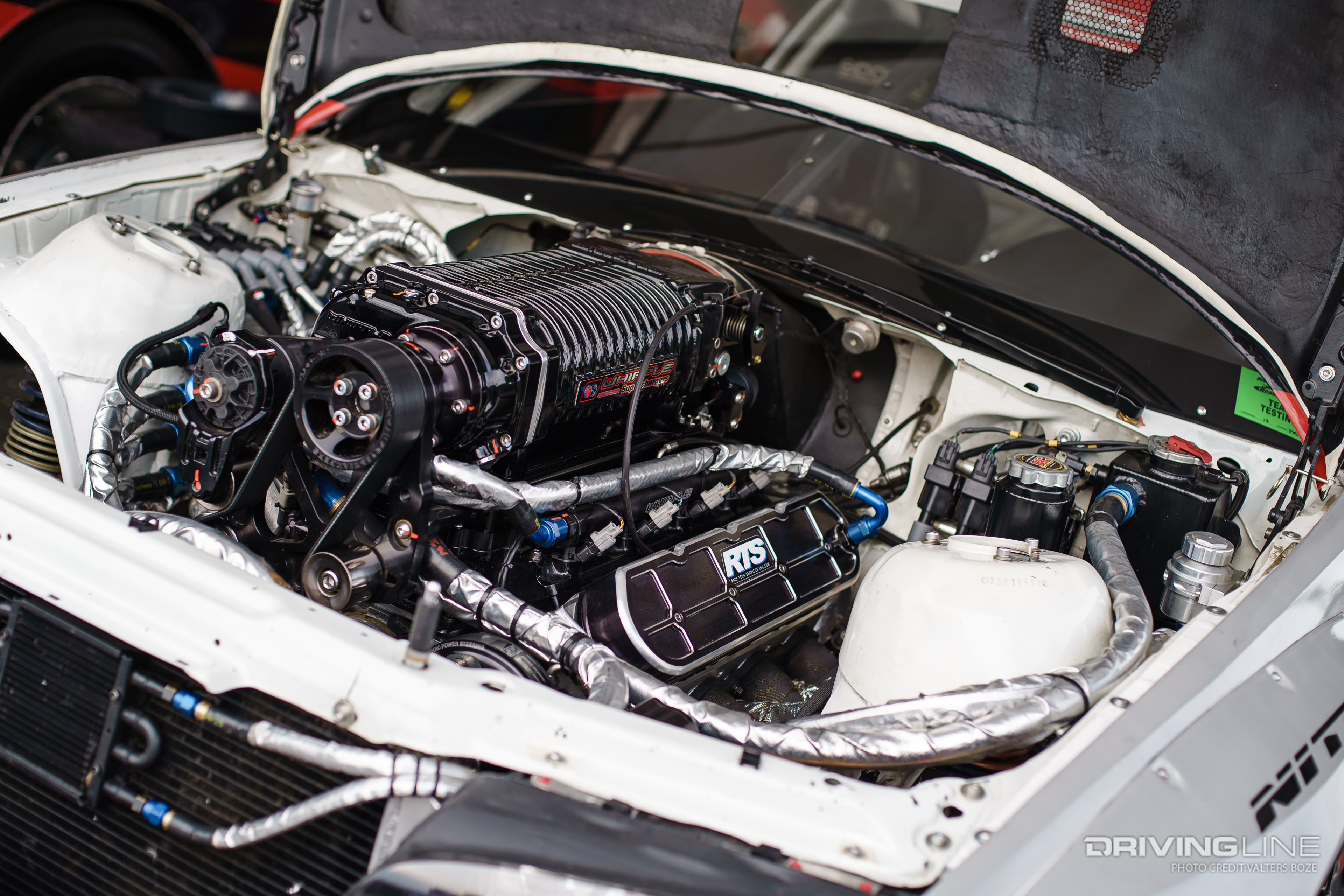 10 Cars, 9,000+HP: Wild Engines of Formula Drift | DrivingLine