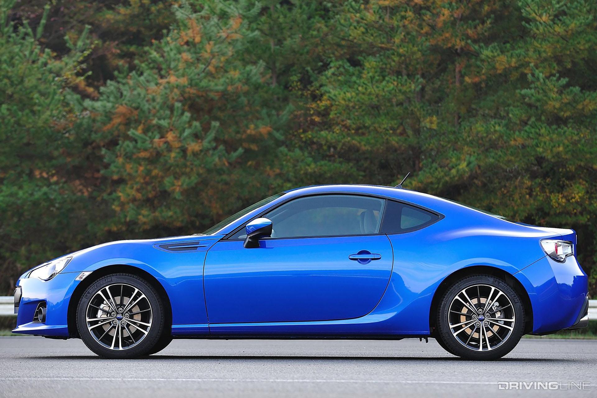 Scion FR-S, Toyota 86 & Subaru BRZ Buyer's Guide | DrivingLine