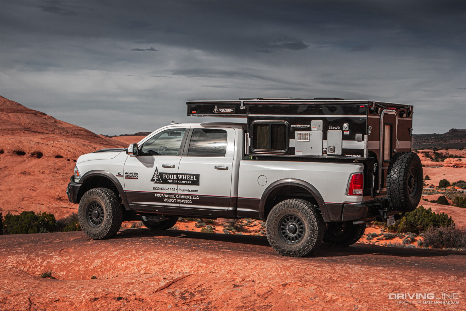 Four Wheel Campers: Serious Digs for Serious Overlanders