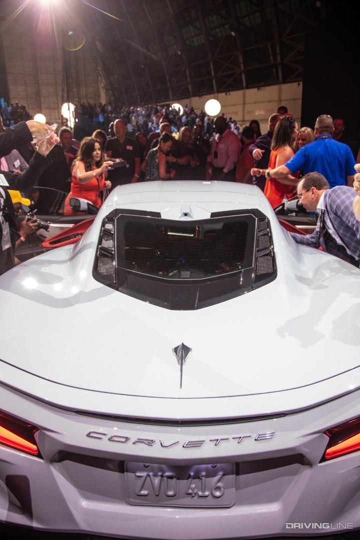 2020 Corvette Stingray Mid Engine American Supercar
