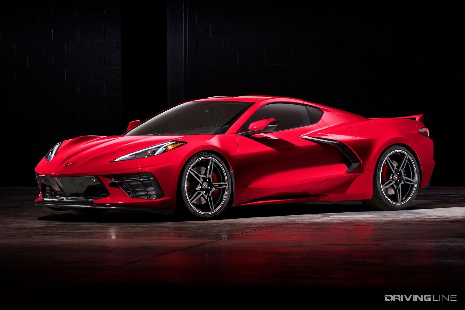 Mid Engine Showdown Acura Nsx Vs 2020 C8 Corvette