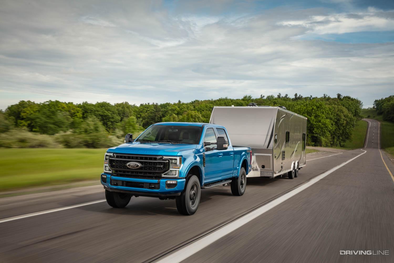 2020 Ford 6.7L Diesel Surpasses 1,000 lb-ft | DrivingLine