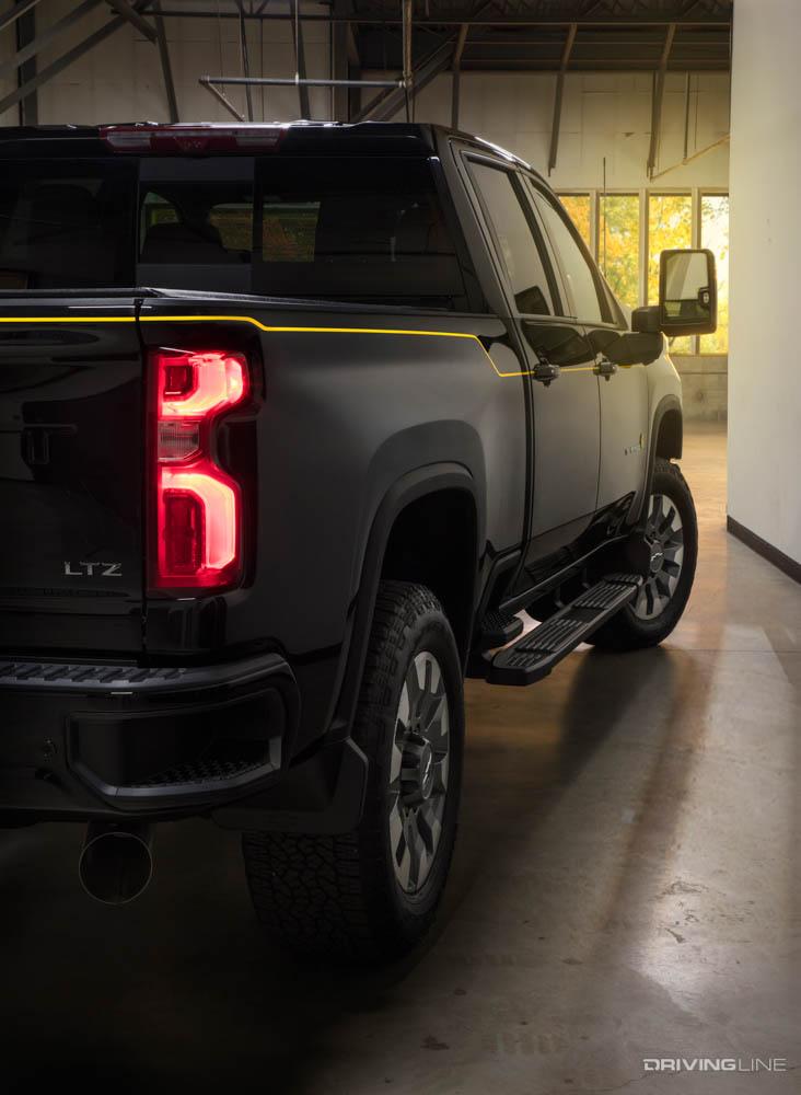 New 2021 Silverado/Carhartt Truck   DrivingLine