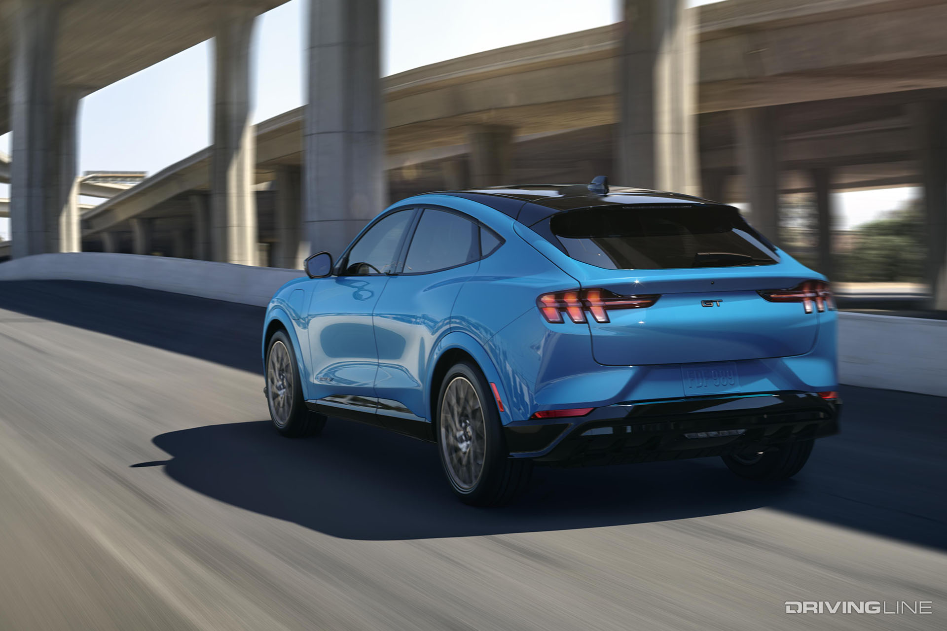 2021 Ford Mustang Mach E Hp