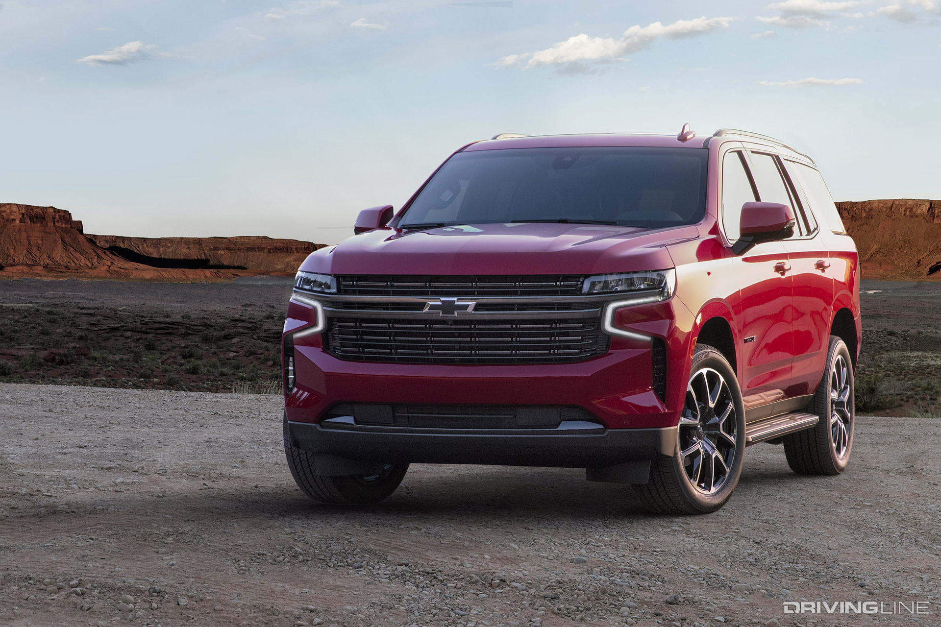 SUV King? Chevy Debuts 2021 Tahoe & Suburban with IRS ...