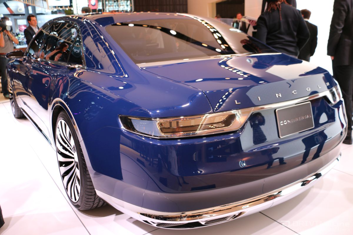 Big gallery from the big apple new york auto show - Auto motor show ...