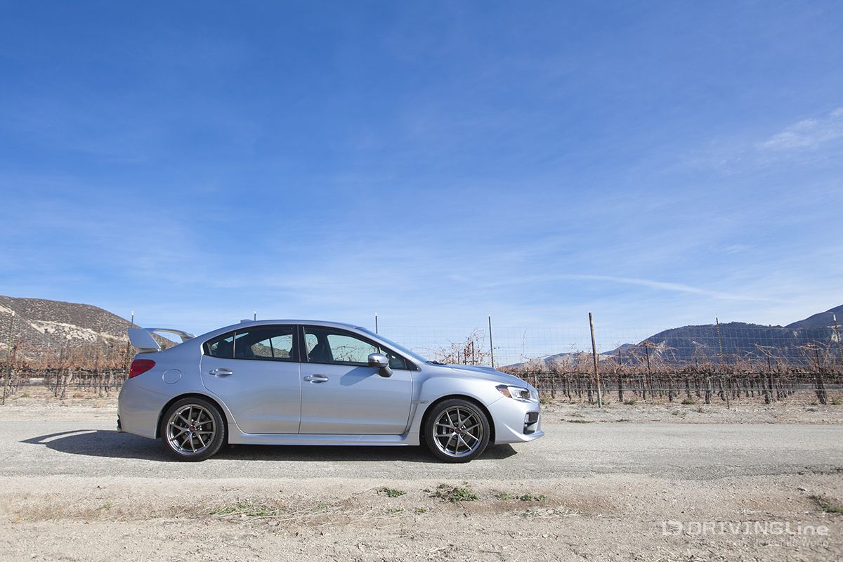 The Back Roads Of U201cany Town, USAu201d Are The Perfect Testing Grounds For A Car  As Refined And Quick As Subaruu0027s 2015 STI U2013 That Is, If You Donu0027t Happen To  Be ...