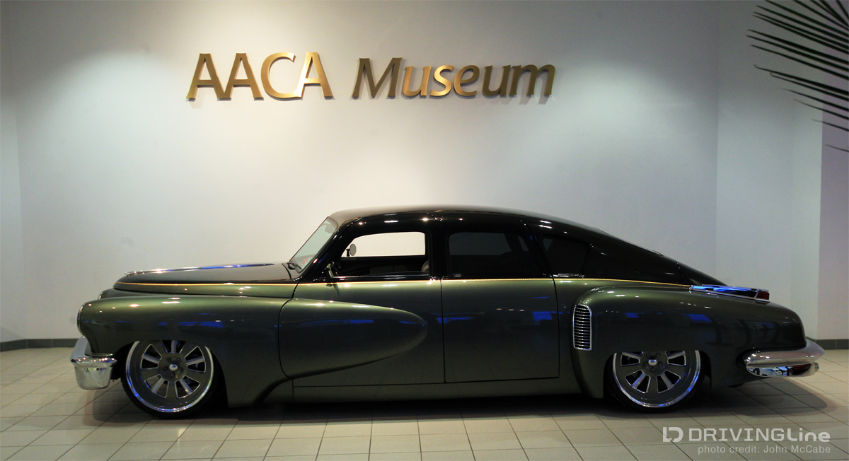 The Art of the Build, Rods and Kustoms: An AACA Museum ...