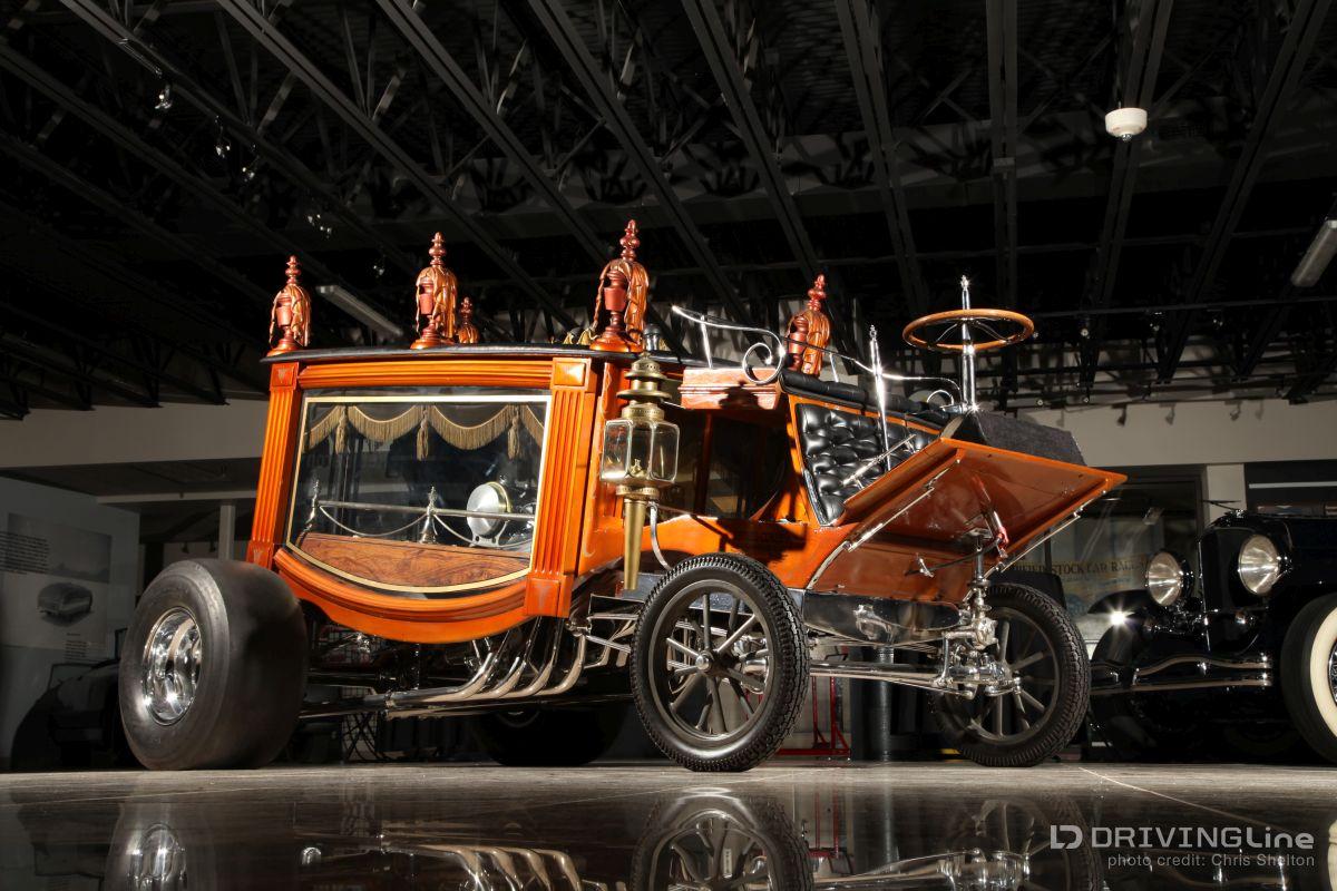 Boot Hill Express Show Car