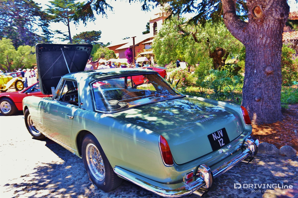 Monterey Classic Car Week Kick Off