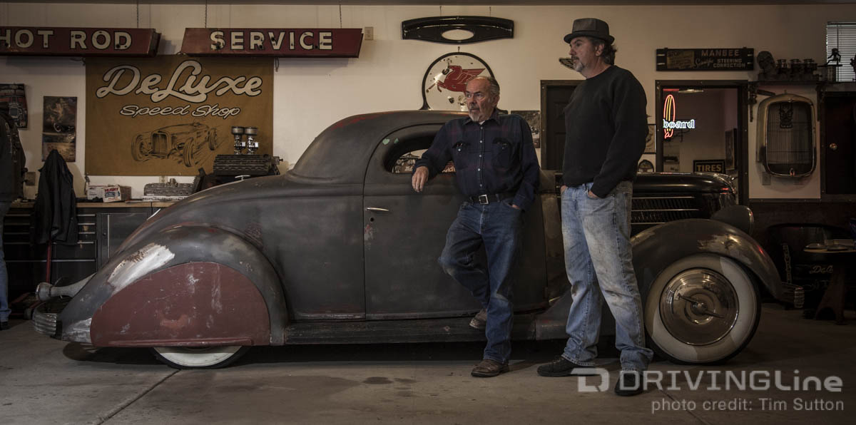 bringing back gearhead heritage with deluxe speed shop drivingline. Black Bedroom Furniture Sets. Home Design Ideas