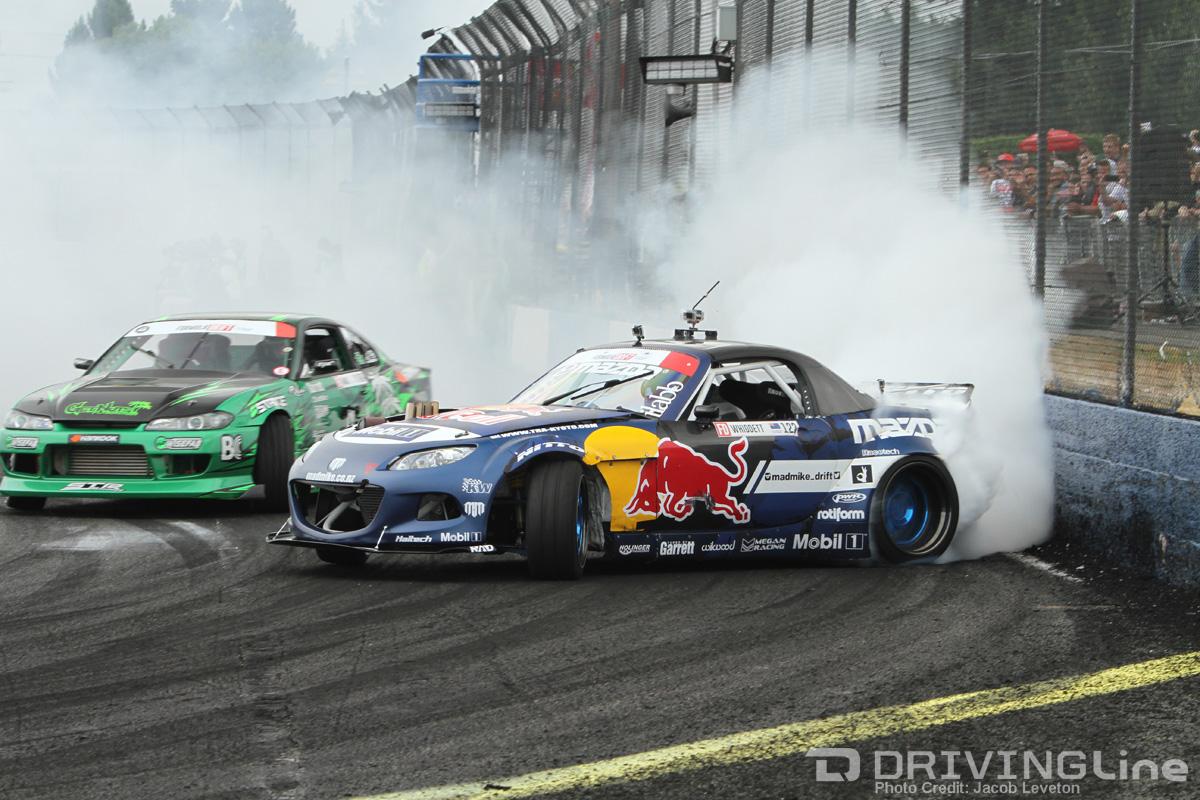 Formula Drift 2015 Round 5 Recap [Gallery] | DrivingLine