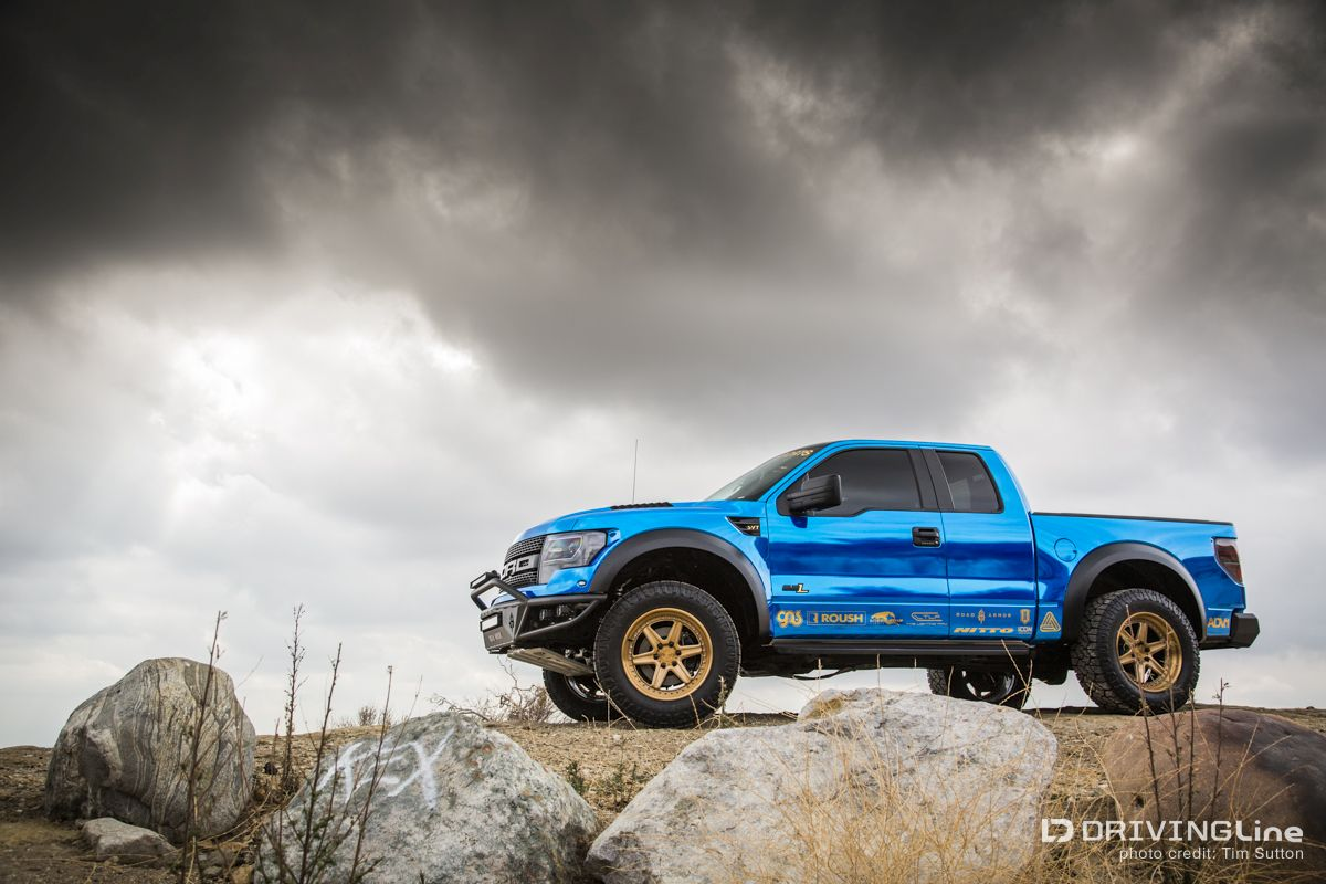 Truck Candy: GAS x Ford Raptor | DrivingLine