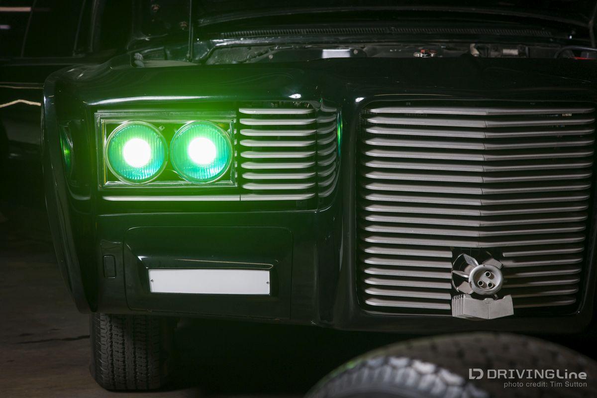 Cars From The Vault: Green Hornet's Black Beauty