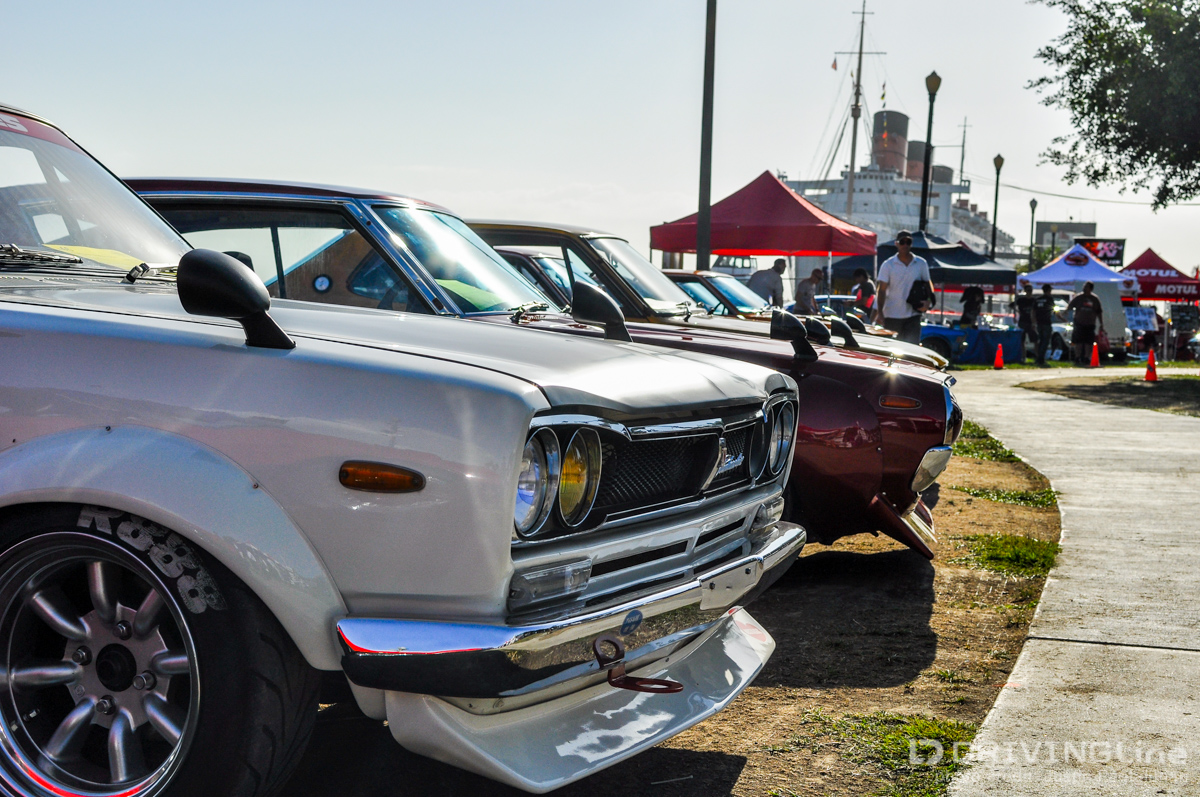 10 Years of the Japanese Classic Car Show | DrivingLine